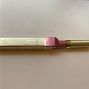 Stila patina shimmer lipstick